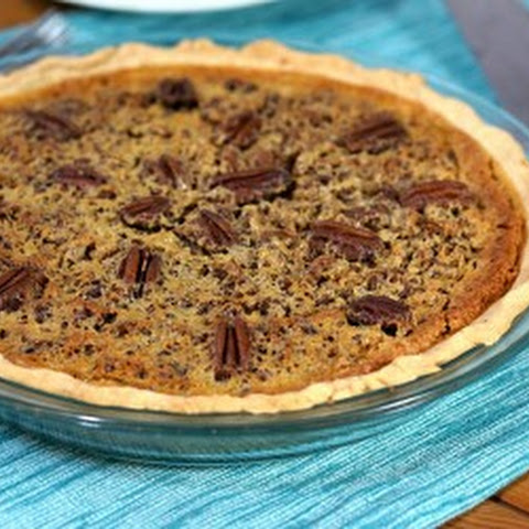 Southern Pecan Pie Without Corn Syrup