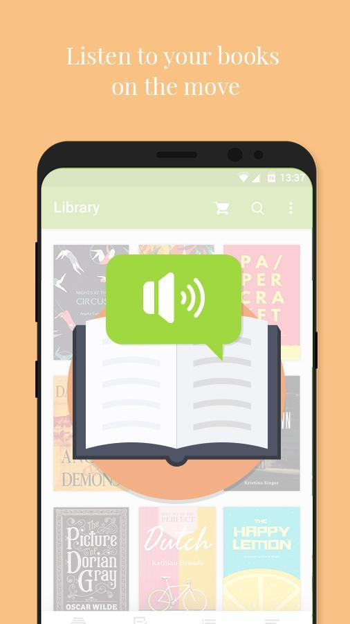 Media365 Book Reader Screenshot 7
