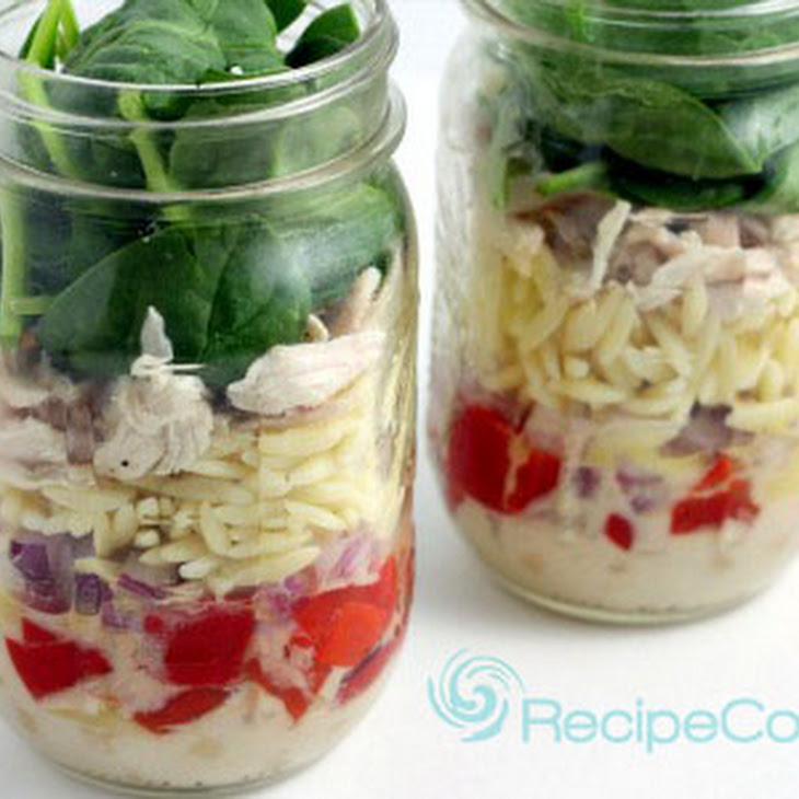 ls a mic v in eg a r chicken salad recipe in a jar recipe yummly
