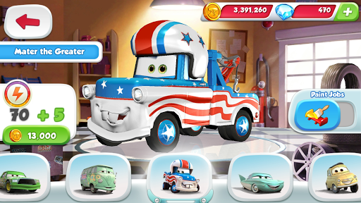 Cars: Fast as Lightning screenshot 18