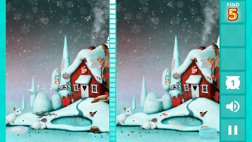 android Hidden Difference - Xmas Wish Screenshot 3