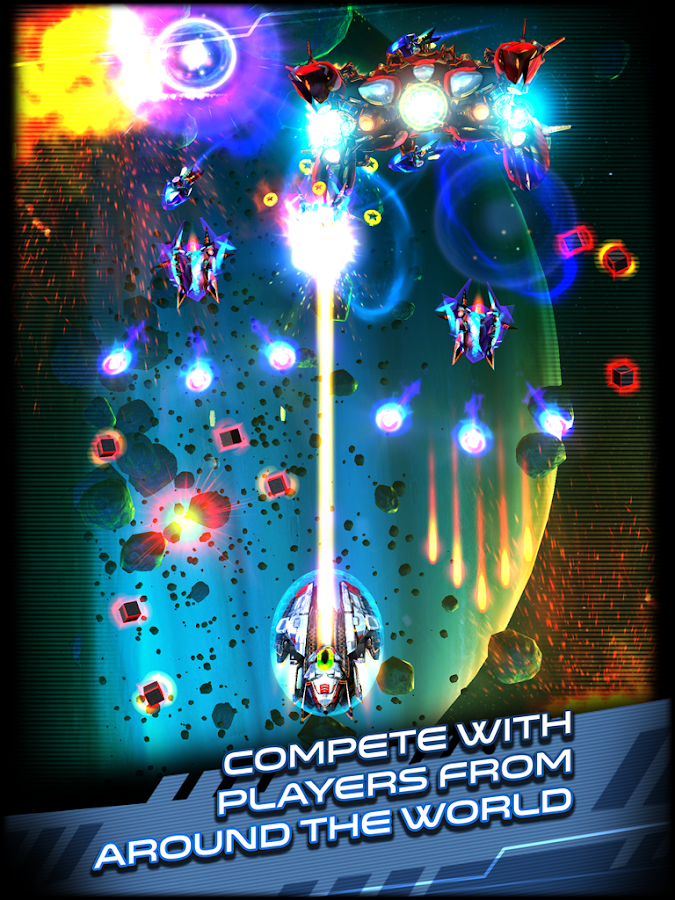 Space Warrior: The Origin Screenshot 7