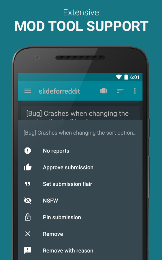 Slide for Reddit Screenshot 6