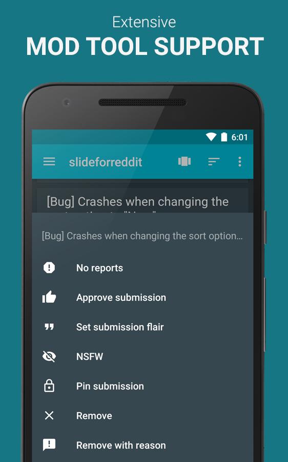 Slide for Reddit Screenshot 6