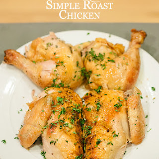 Thomas Keller's Simple Roast Chicken