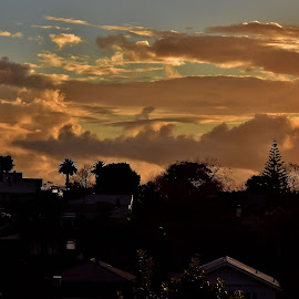cloud landscape formation  by Zhenya Philip - Landscapes Weather