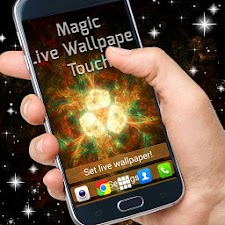 Magic Live Wallpaper Touch
