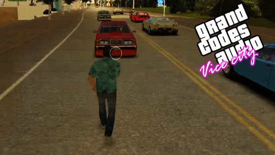 Great Cheats For GTA Vice City - screenshot