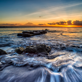 .:: morning surge ::. by Setyawan B. Prasodjo - Landscapes Sunsets & Sunrises
