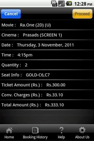 Prasads Cinemas screenshot 8