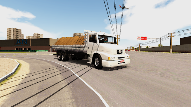 Heavy Truck Simulator 1293150 APK screenshot thumbnail 8
