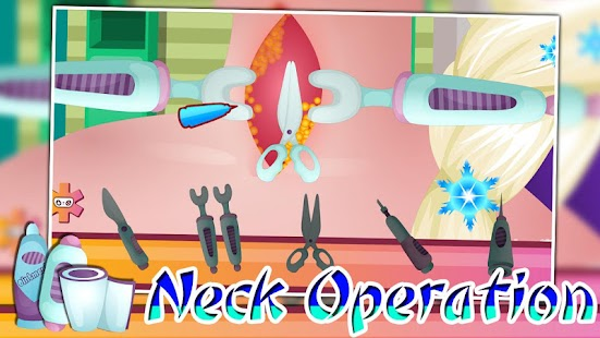 Neck operation- screenshot thumbnail
