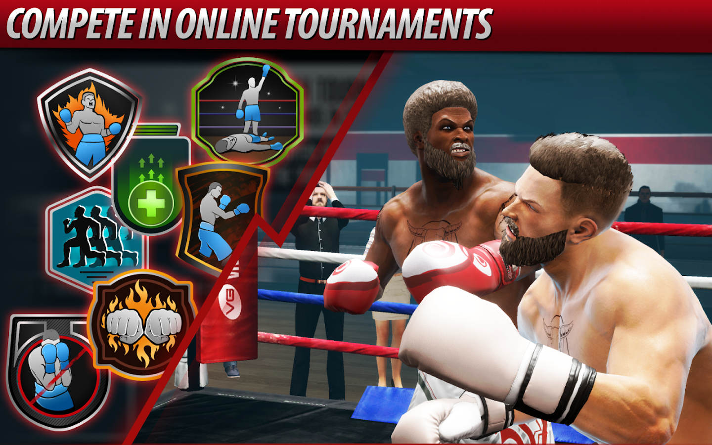 Real Boxing 2 ROCKY Screenshot 3