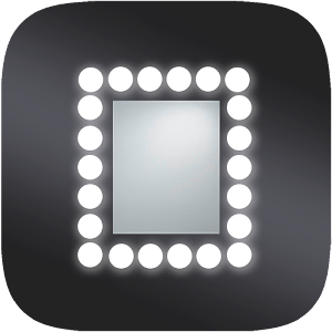Lighted makeup MIRROR Galaxy + For PC (Windows & MAC)