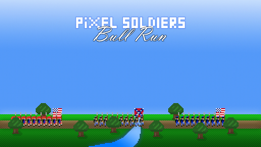 Pixel Soldiers: Bull Run - screenshot