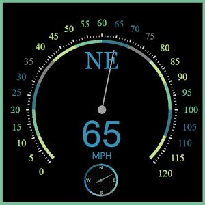 Cover art Regency GPS Speed & Compass++