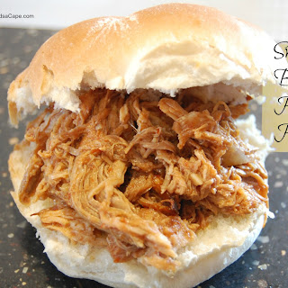 Sweet Barbecue Pulled Pork