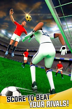Manchester Devils Soccer - Football Goal Shooting APK screenshot thumbnail 3