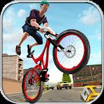 City Bicycle Stunts 2017 Icon