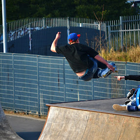 skate park southport by Bethany Fuller - People Street & Candids