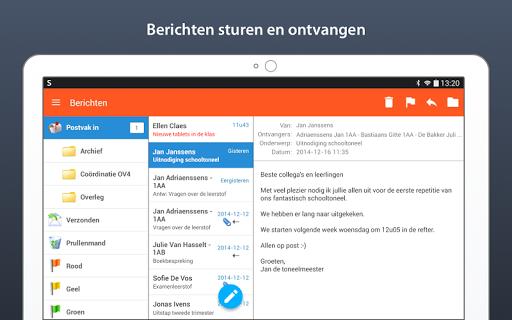 Smartschool screenshot 16