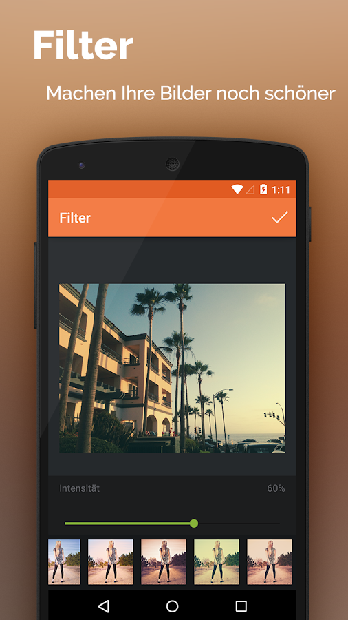 Square InstaPic - Photo Editor – Screenshot