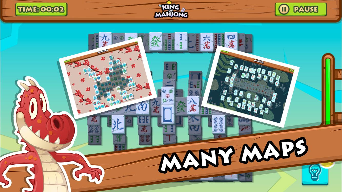 Mahjong Solitaire Screenshot 1
