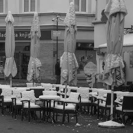 Caffe by Dušan Gajšek - City,  Street & Park  Markets & Shops ( _mesta, maribor )