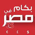 بكام فى مصر - سعر الدولار