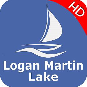 Logan Martin  Lake  - Alabama Offline GPS Chart For PC / Windows 7/8/10 / Mac – Free Download
