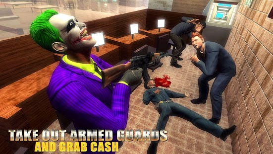 Miami Gangsters Robbery Master Unlimited money