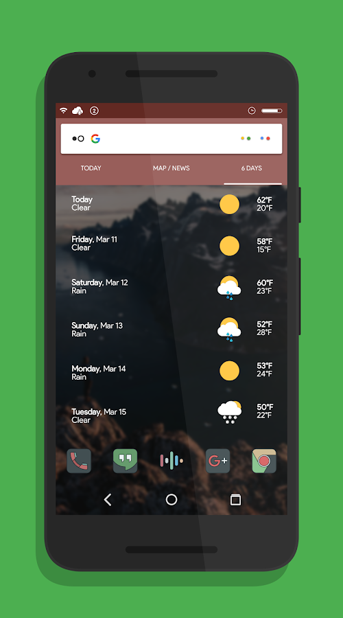 Dub Sak Special for KLWP Screenshot 5
