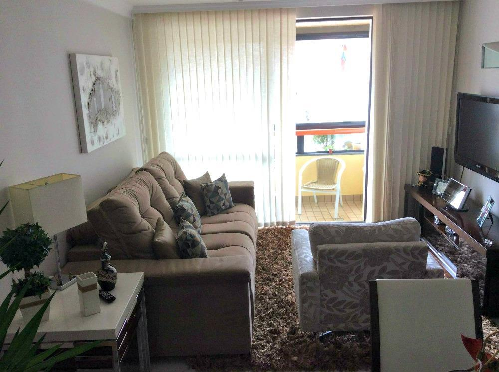 Apartamento Vila Valparaíso, Santo André (ap1215)