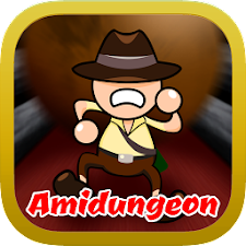AmiDungeon -Gohst Leg game-