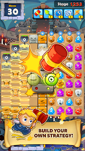MonsterBusters: Match 3 Puzzle APK for Bluestacks
