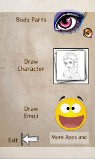 Learn How to Draw Everything - screenshot