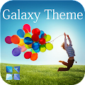 Next Launcher Theme For Galaxy APK for Blackberry