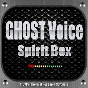 Ghost Voice Spirit Box