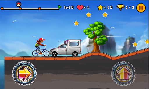 BMX Extreme - Bike Racing screenshot 2