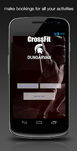 CrossFit Dungarvan Fitness app screenshot for Android