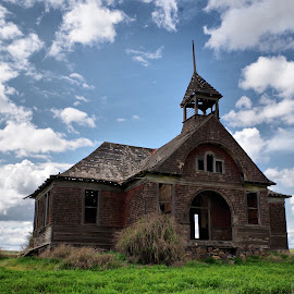 Govan School by Dave Bower - Buildings & Architecture Decaying & Abandoned