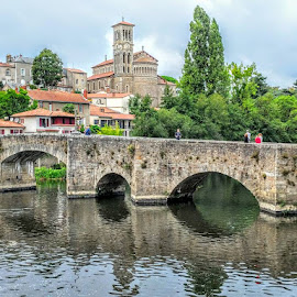 Roman  by Stephen Lang - Buildings & Architecture Bridges & Suspended Structures