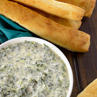 Easy Homemade Spinach Dip
