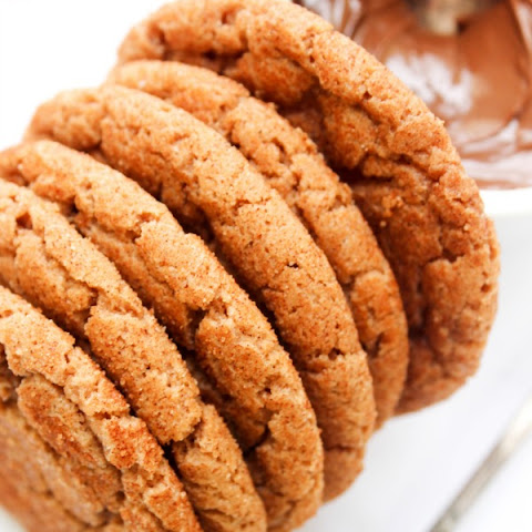 Nutella Snickerdoodles