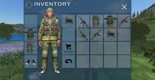 Experiment Z - Zombie screenshot 9