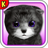 KittyZ Cat - Virtual Pet cat to take care APK for Bluestacks