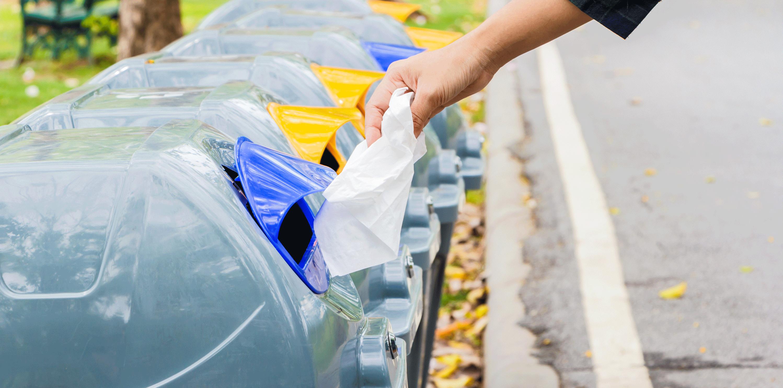 Sustentabilidade empresarial: o que as empresas brasileiras estão fazerndo? - Garantia da destinação correta do resíduo pós-consumo