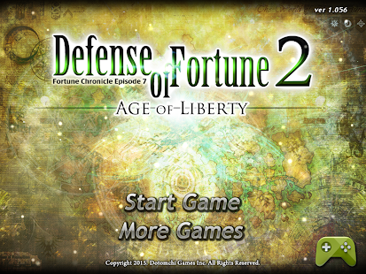 Defense of Fortune 2