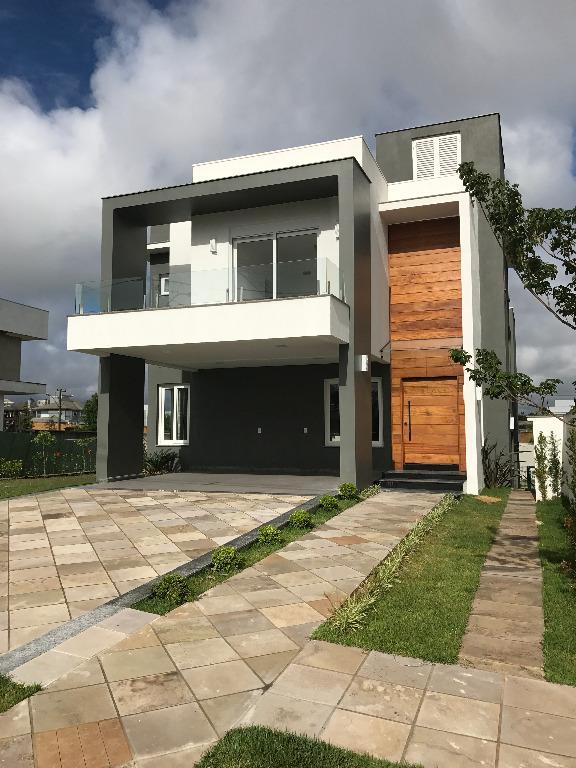 Casa 3 Dorm, Alphaville, Gravataí (CA1354)