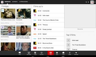 Screenshot of TVGids.nl